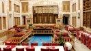 نمایی  از رستوران هتل ملک التجار