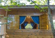 کلبه جنگلی چهار تخته