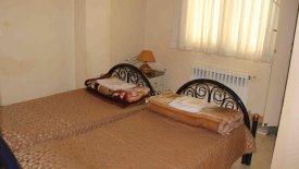 اتاق دوخوابه گل نشان شش تخته