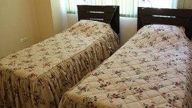 اتاق يک خوابه گل افشان دو تخته