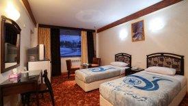 اتاق  دو تخته هتل دو - دابل