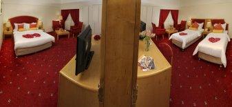 اتاق کانکت چهار تخته