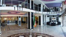 هتل آلاله 2 درگهان لابی