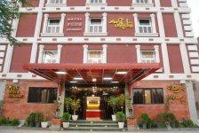 هتل پلاس بندر بوشهر نمای بیرونی