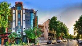 هتل آپارتمان خانه سبز شیراز نمای بیرونی