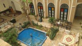 اقامتگاه سنتی خانه خشتی یزد حیاط 1