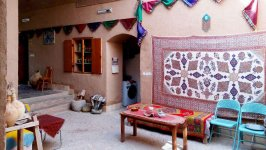اقامتگاه سنتی نار تی تی تفت فضای داخلی اقامتگاه 5