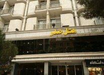 هتل صدر مشهد نمای بیرونی