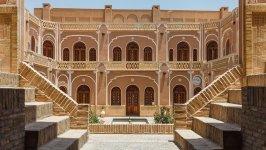 هتل کاروانسرای مشیر یزد فضای داخلی هتل 1