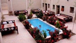 هتل سنتی کوروش یزد فضای داخلی هتل 1