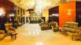 هتل داریوش بجنورد لابی