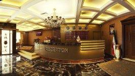 هتل ملل قم پذیرش