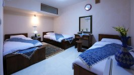 هتل جام فیروزه اصفهان اتاق سه تخته 1