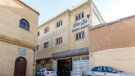 هتل حافظ شیراز نمای بیرونی