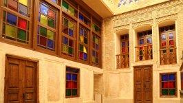 اقامتگاه سنتی پنج دری شیراز فضای داخلی اقامتگاه 1