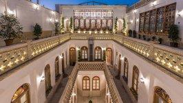 هتل قصر منشی اصفهان فضای بیرونی هتل 1