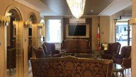 هتل صدرا مشهد لابی 1