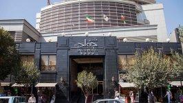 هتل جواد مشهد نمای بیرونی