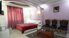هتل ادریس مشهد آپارتمان یک خوابه دو تخته