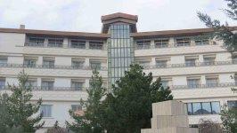 هتل پارسیان آزادی یاسوج نمای بیرونی
