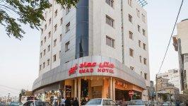 هتل عماد مشهد نمای بیرونی