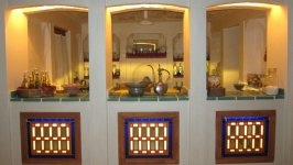 اقامتگاه سنتی خانه ایرانی کاشان فضای داخلی اقامتگاه 1