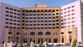 هتل گواشیر کرمان نمای بیرونی