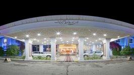 هتل پارس کاروانسرا آبادان نمای بیرونی