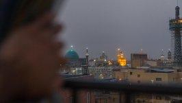 هتل رضویه مشهد نمای رو به حرم اتاق ها