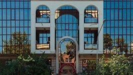 هتل قناری تهران نمای بیرونی