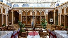 هتل رویای قدیم یزد فضای داخلی هتل