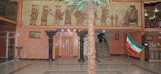 لابی هتل ایرانیان ماهشهر