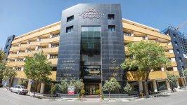 هتل خورشید تابان مشهد نمای بیرونی
