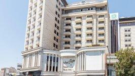 هتل بزرگ تهران 1 نمای بیرونی