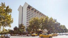 هتل لاله تهران نمای بیرونی 1