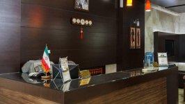هتل ایران اصفهان پذیرش