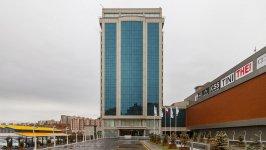 هتل کایا لاله پارک تبریز نمای بیرونی