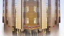 هتل آپارتمان قصر آیدین مشهد نمای بیرونی