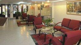 هتل آپارتمان پردیس تهران لابی