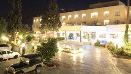 هتل پارک سعدی شیراز نمای بیرونی