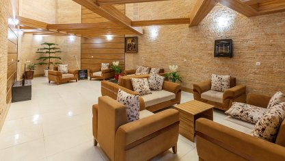 هتل نصیرالملک شیراز لابی