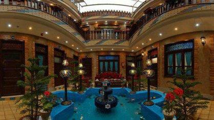 هتل سرای اردیبهشت اصفهان فضای داخلی 1