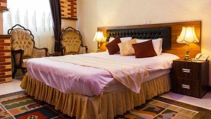 هتل کریم خان شیراز اتاق دو تخته دابل 1