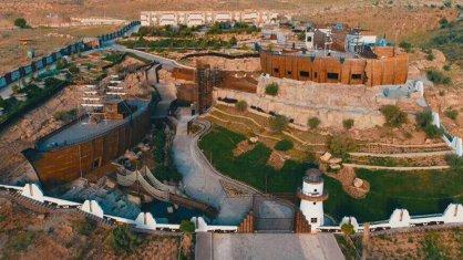 هتل هفت دریا شیراز نمای بیرونی هتل 2