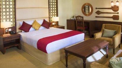 هتل بوتیک ایرمان قشم اتاق دو تخته دابل 3