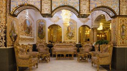 هتل زهره اصفهان لابی