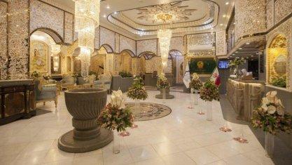 هتل زهره اصفهان لابی 1