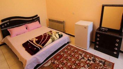هتل کرمانیا کرمان اتاق دو تخته دابل