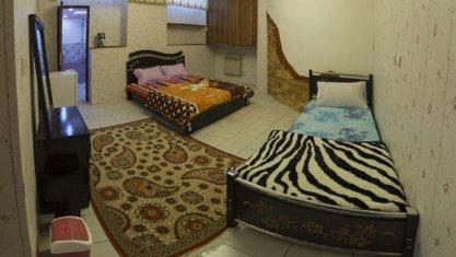 هتل کرمانیا کرمان اتاق سه تخته 1