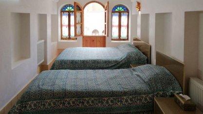 اقامتگاه سنتی خانه پارسی کاشان فضای داخلی اتاق ها 2